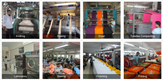 Knit-Dyeing Factory