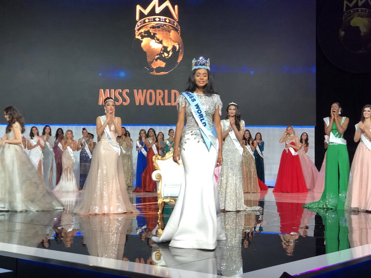 Miss World 2019 Newly Crowned Winner Says Contest Is About More Than Beauty Fashion Press24